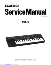 casio privia px 330 manual