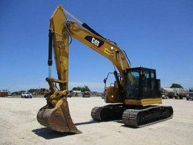 cat 320 excavator operating manual