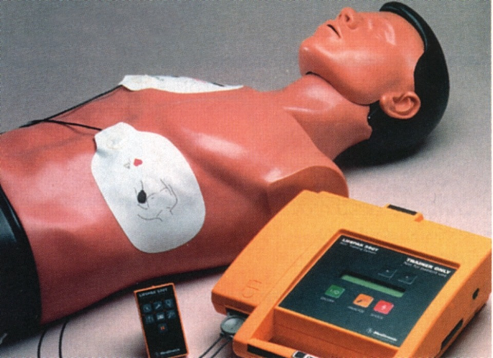 lifepak 500t aed trainer manual