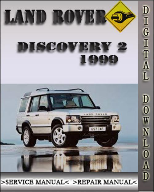 land rover discovery repair manual
