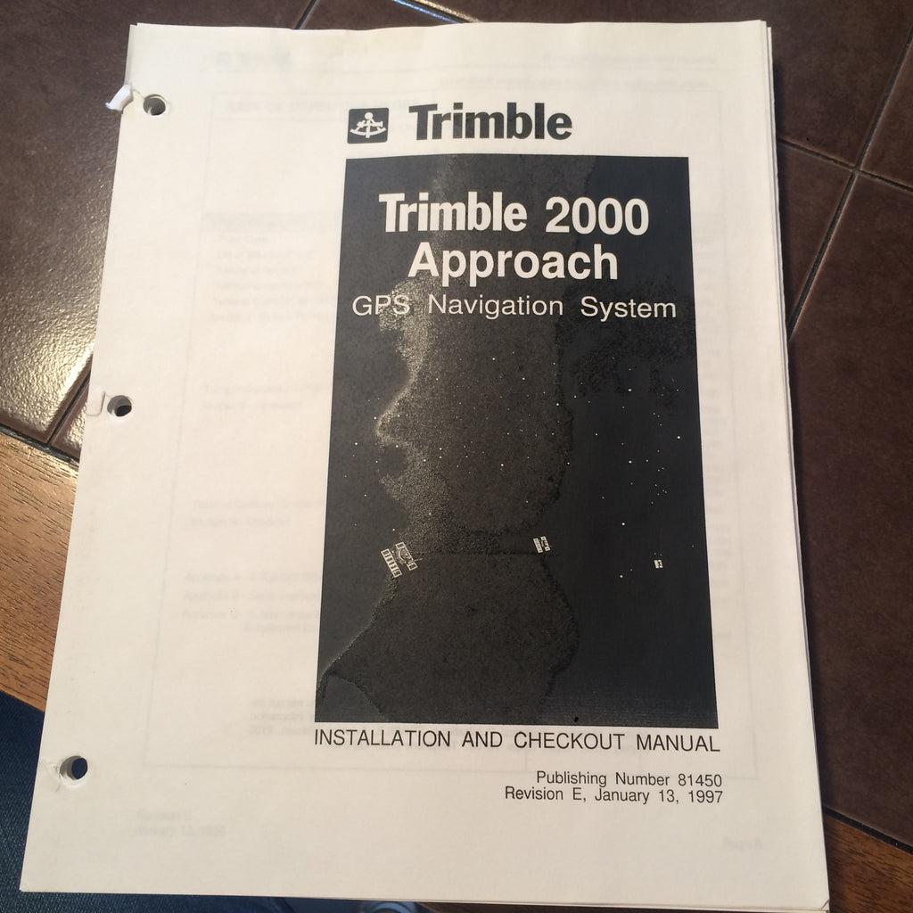 century 2000 autopilot installation manual