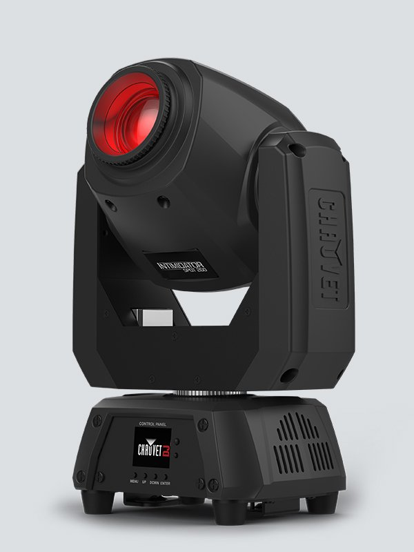 chauvet led followspot 75st manual
