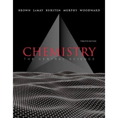 chemistry the central science 12th edition solutions manual pdf