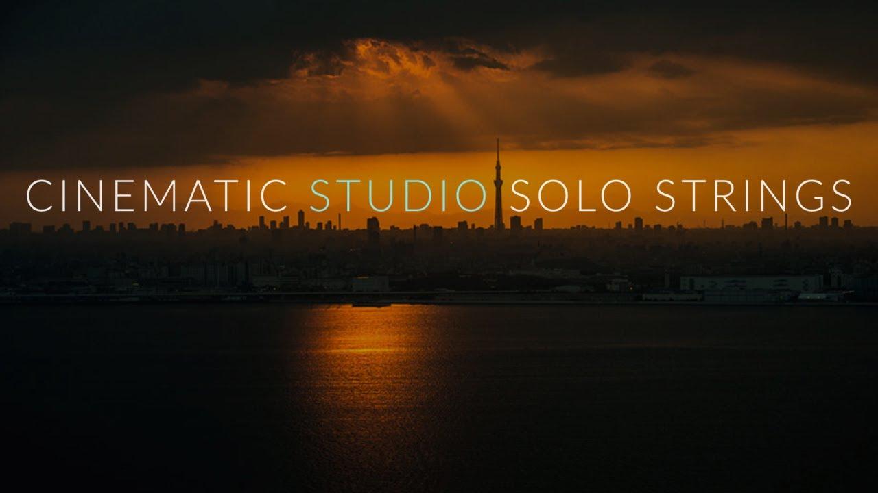 cinematic studio solo strings manual
