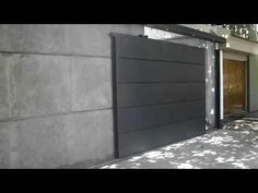 convert manual garage door to automatic