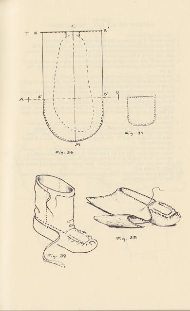 craft manual of north american indian footwear pdf