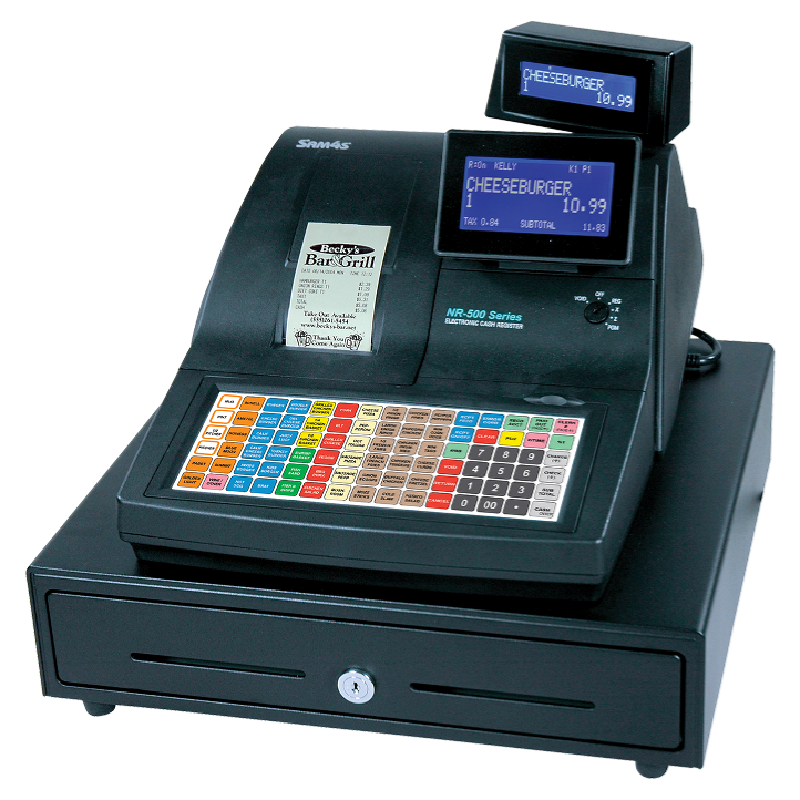 crs 3000 cash register manual