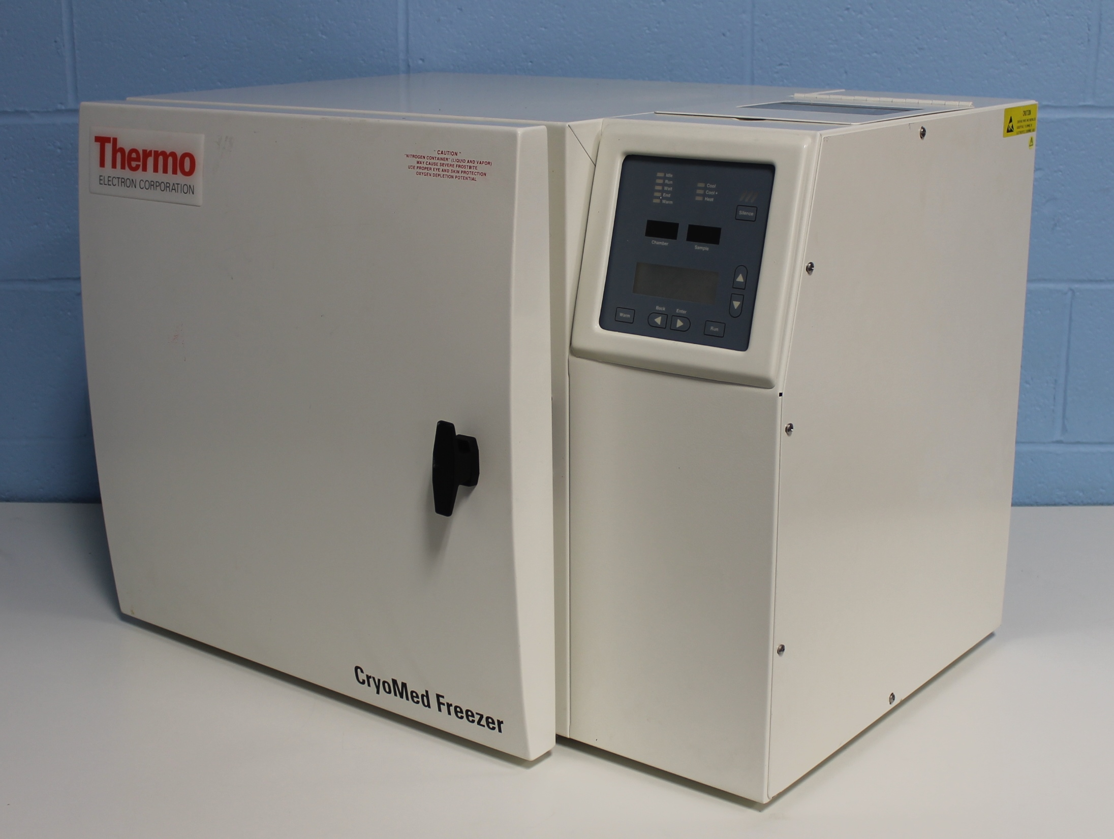 cryomed controlled rate freezer manual