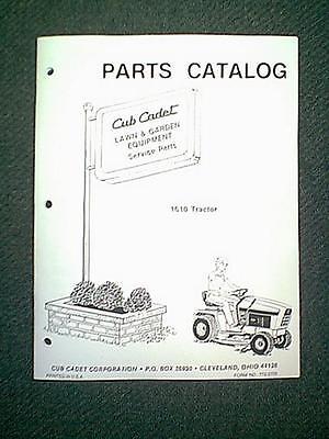 cub cadet gt 2550 manual