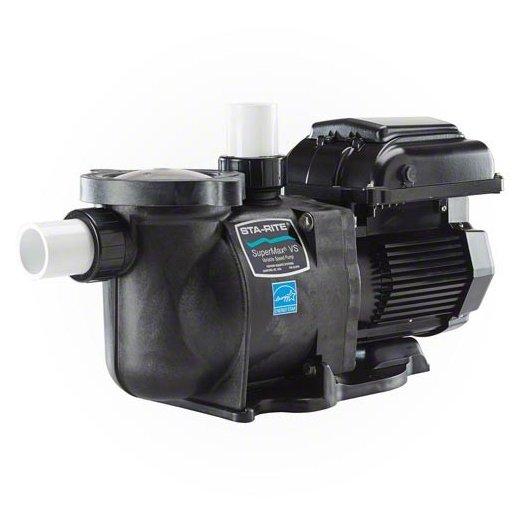 sta rite water pump manual