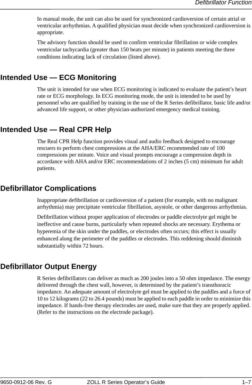 zoll defibrillator r series manual