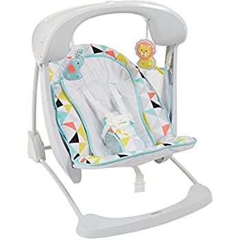 fisher price deluxe take along swing and seat manual