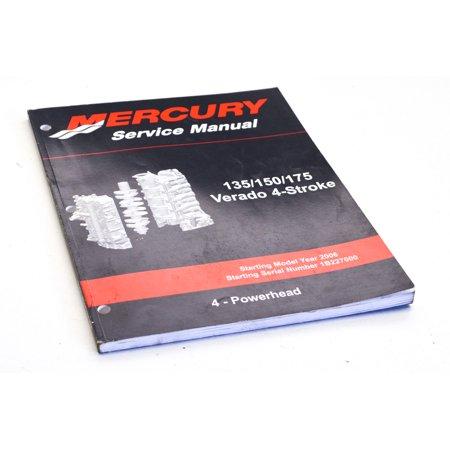 mercury 15 hp service manual