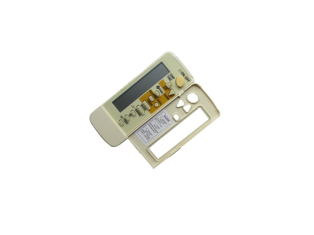 daikin remote control manual brc4c153