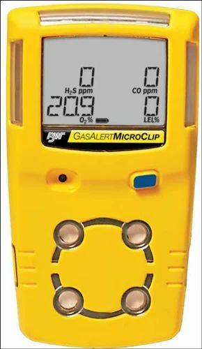 gas clip h2s monitor manual