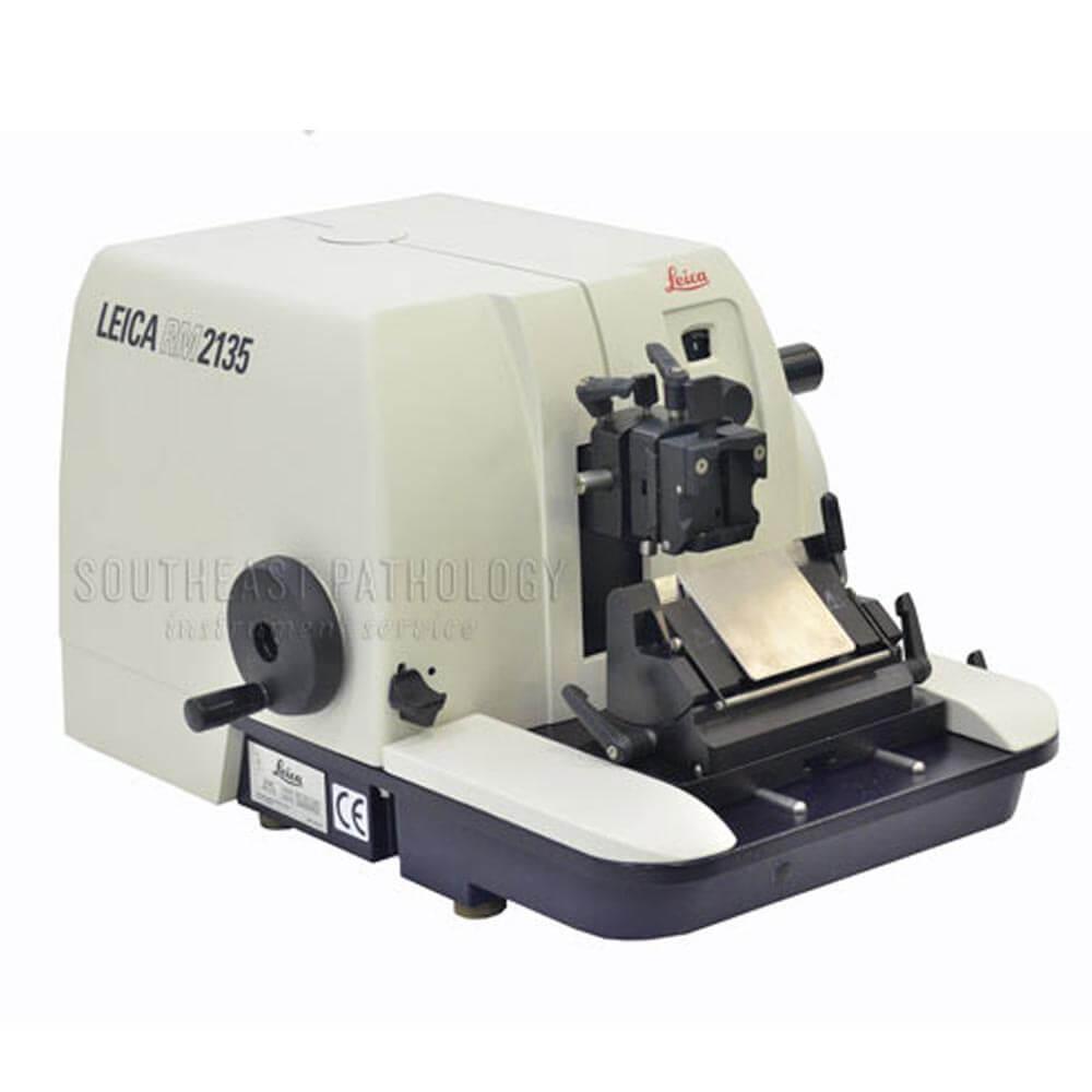 leica rm 2135 service manual
