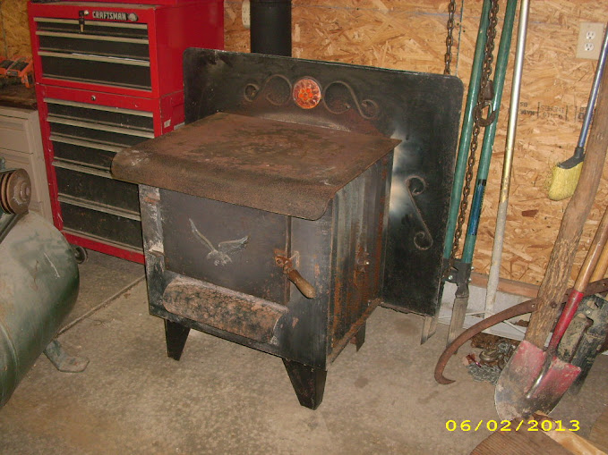 american eagle wood stove manual