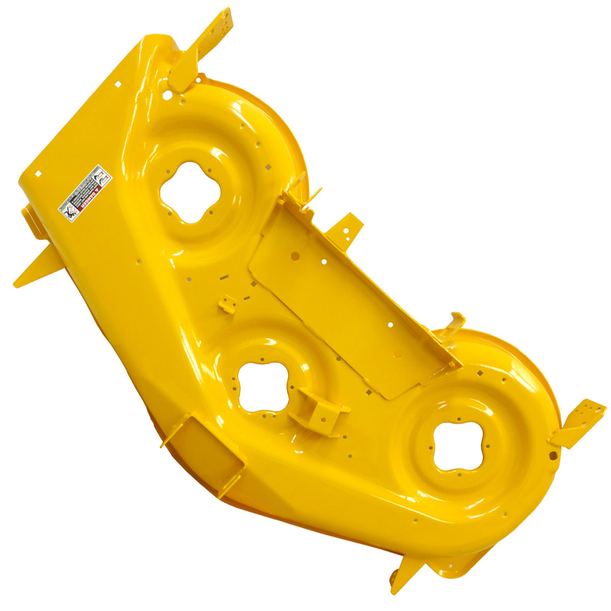 cub cadet mower deck parts manual