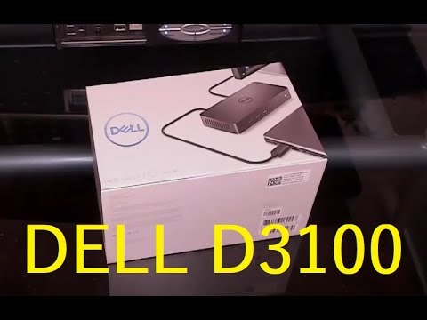dell d3100 docking station manual