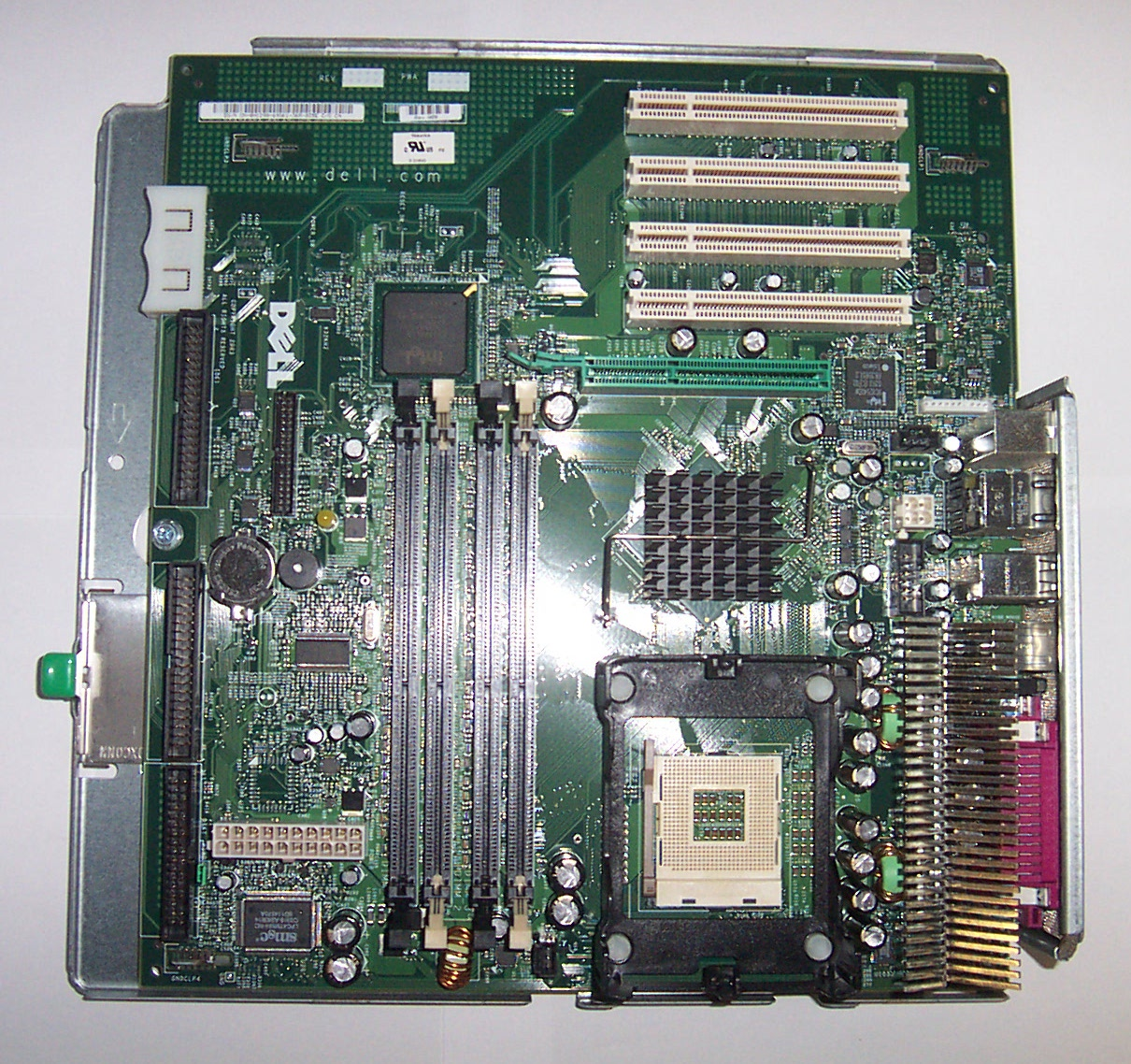 dell xps 8300 motherboard manual