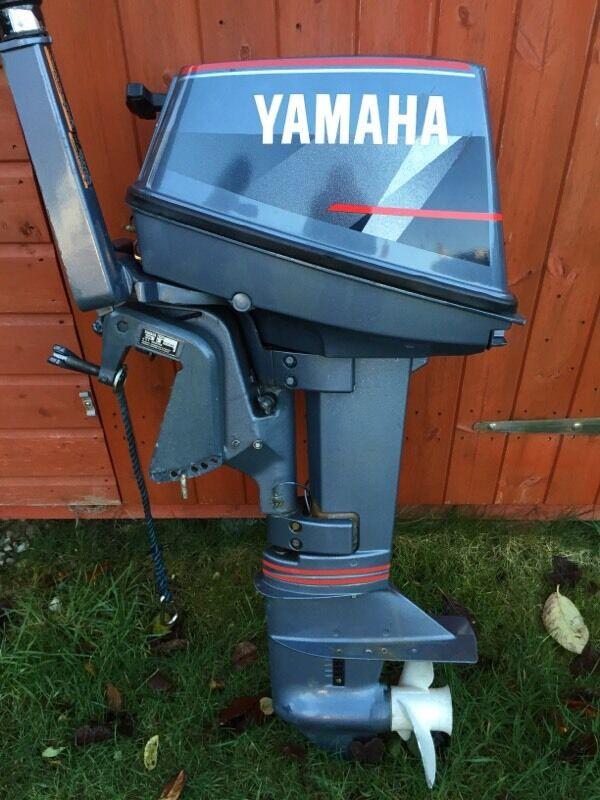 yamaha 6hp 2 stroke outboard manual