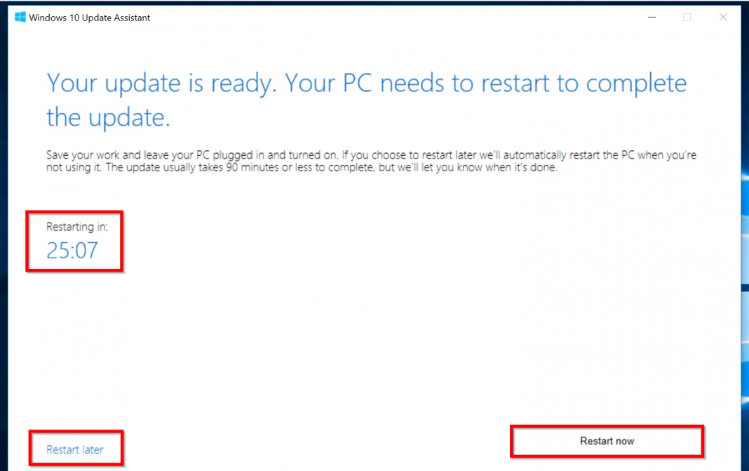 download windows 10 updates manually
