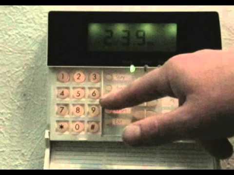 dsc power 832 keypad manual