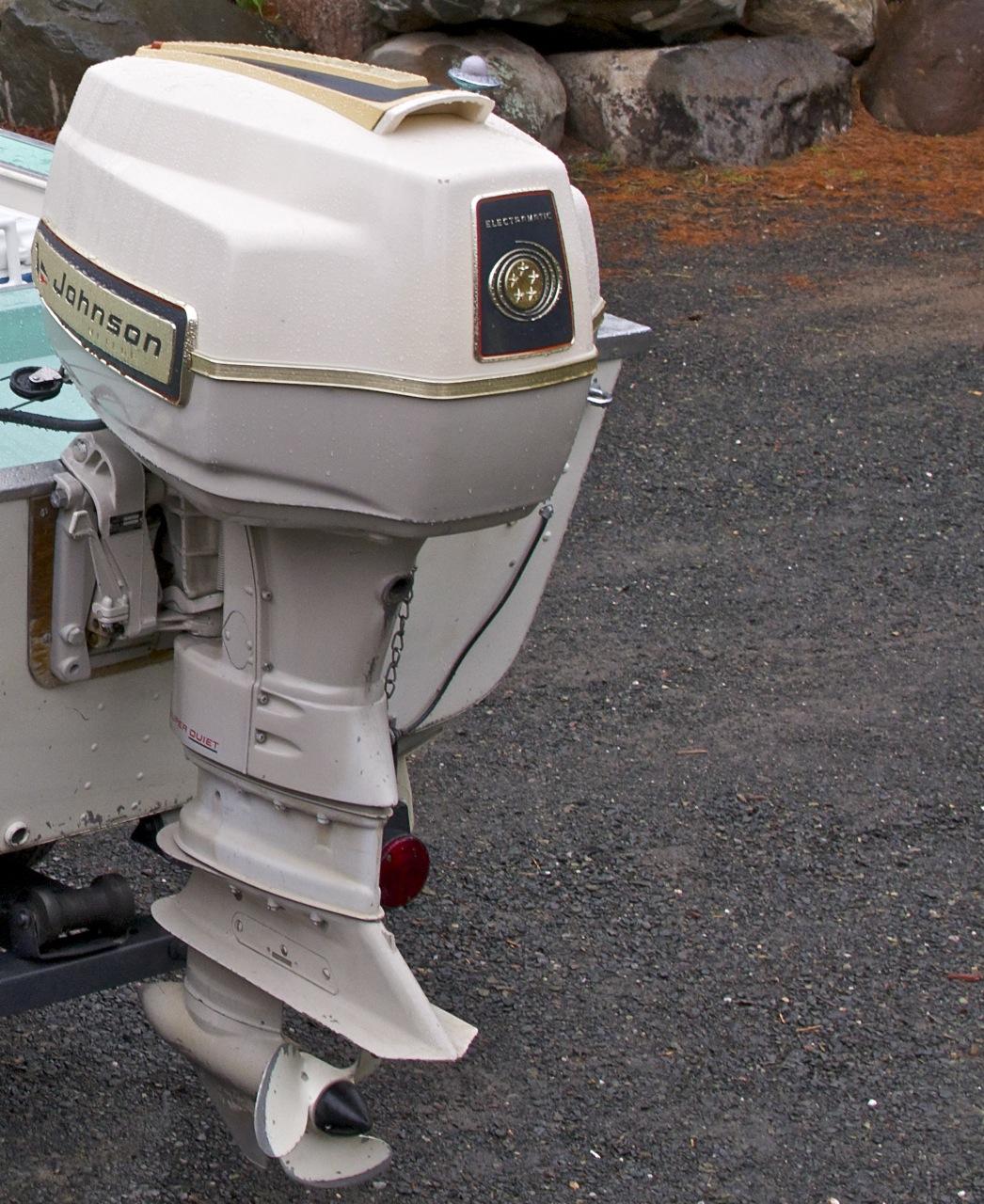 johnson 50 hp outboard manual
