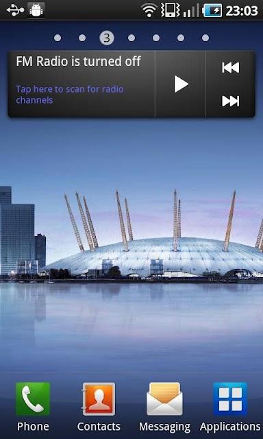 manual radio tuner app android