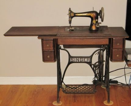 1910 singer sewing machine manual