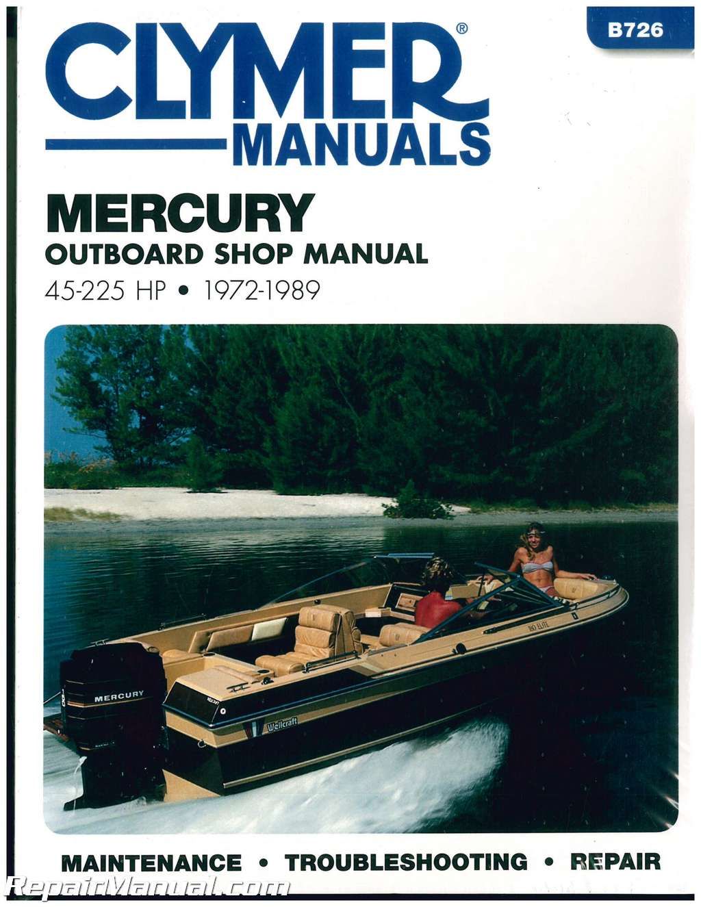 35 hp mercury outboard service manual