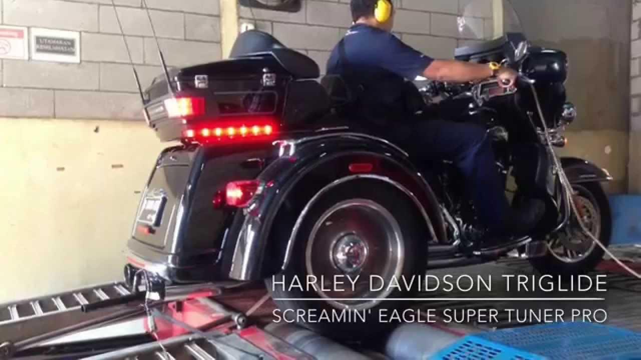 screamin eagle pro super tuner manual