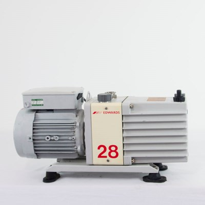 edwards rv5 vacuum pump manual