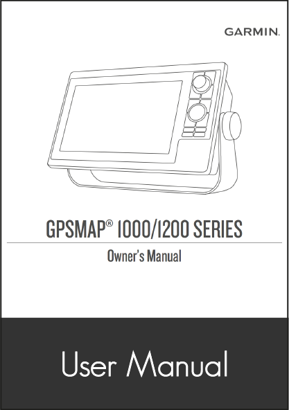 garmin bluechart mobile user manual