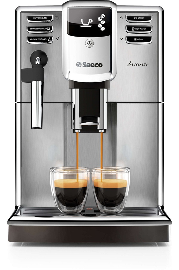 saeco royal cappuccino user manual