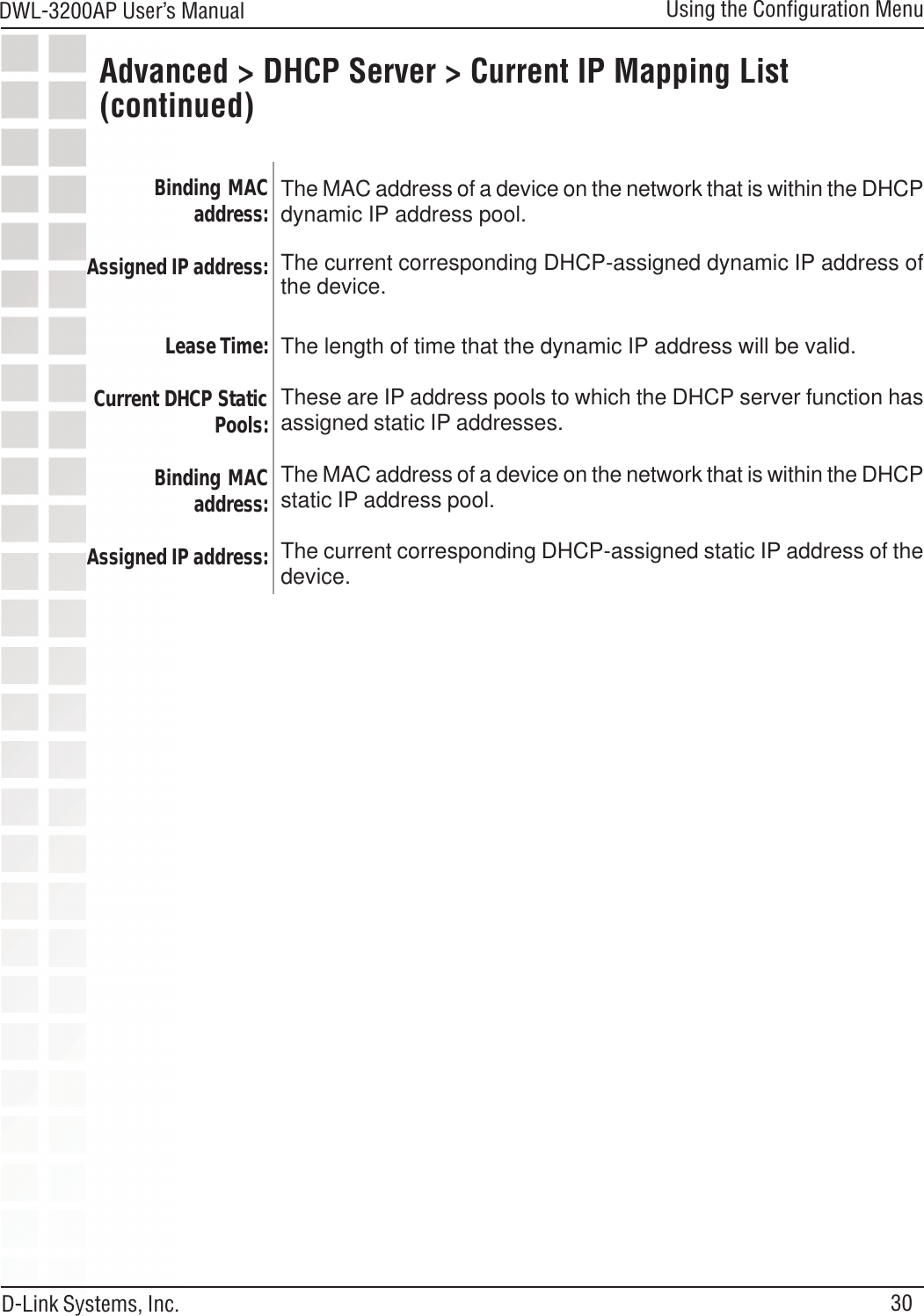 d link dwl 3200ap manual