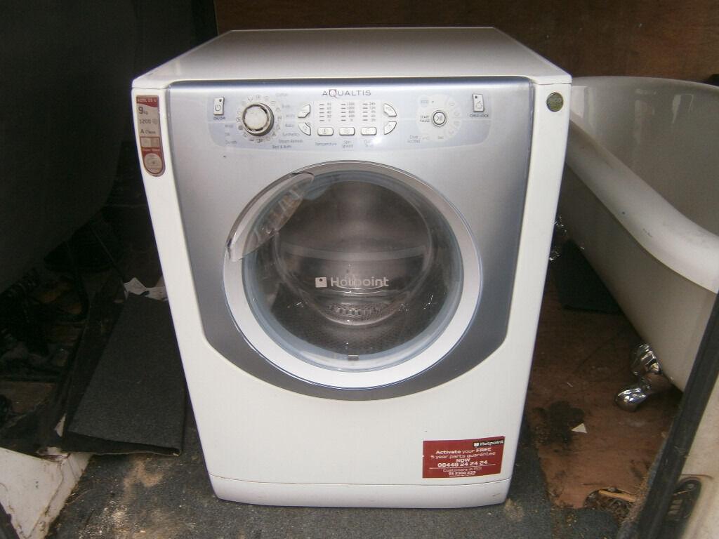 ariston aqualtis washing machine manual