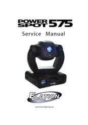 elation design spot 250 pro manual