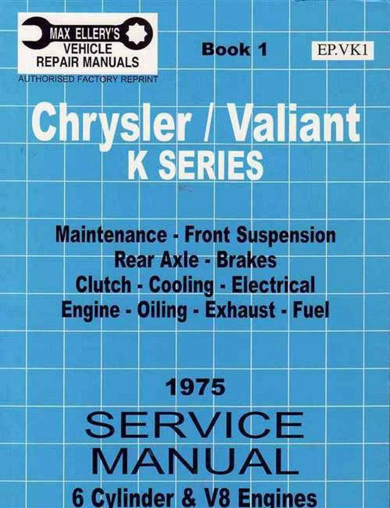 max ellery workshop repair manual