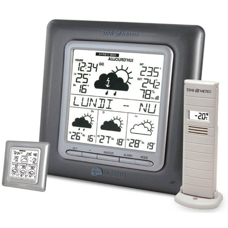 la crosse technology weather station manual