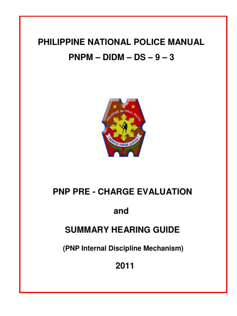 pnp manual on anti illegal drugs operation and investigation
