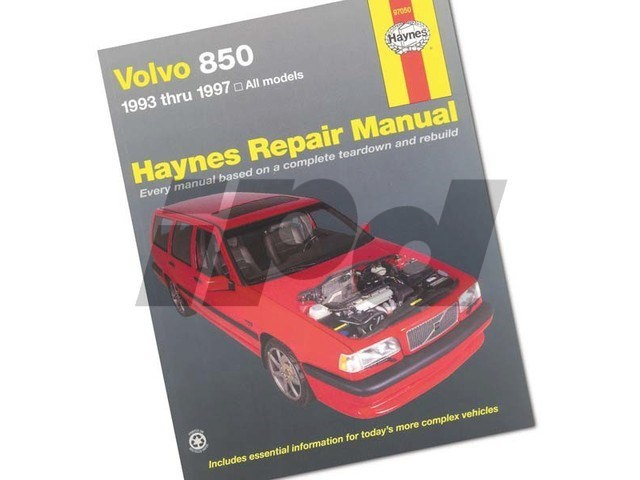 volvo v70 repair manual pdf