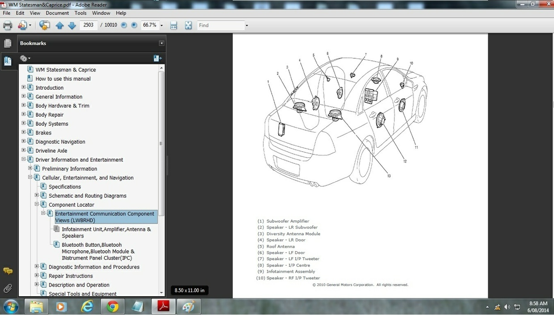 free vr commodore workshop manual pdf