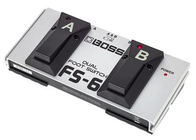 boss fs6 dual footswitch manual