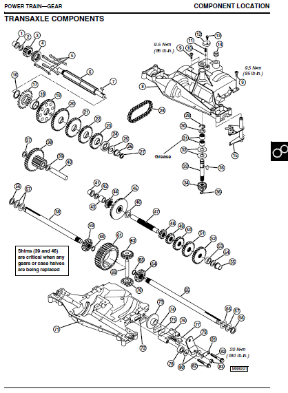 john deere lt155 manual free download