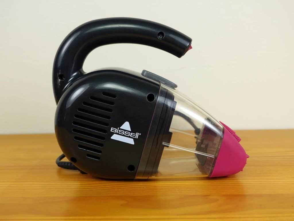 bissell pet hair eraser handheld vacuum manual