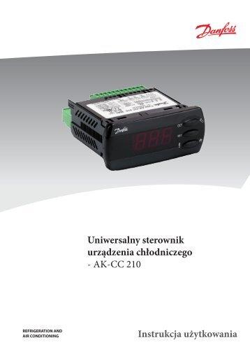 danfoss ak cc 210 manual