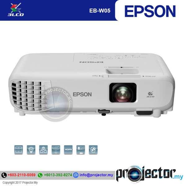 epson wxga 3lcd projector manual