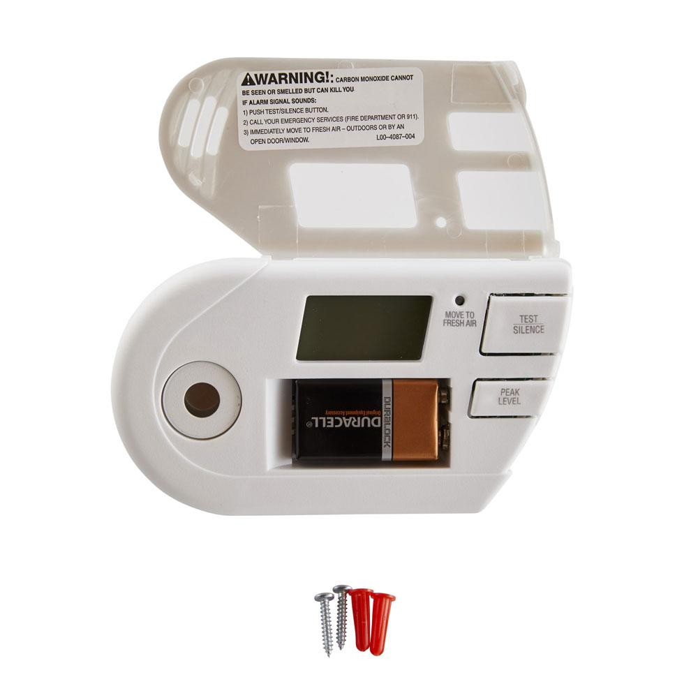 first alert carbon monoxide alarm manual