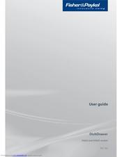 fisher and paykel dishwasher dishdrawer manual